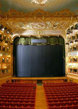 Teatro La Fenice(photographer: Pavel Krok)