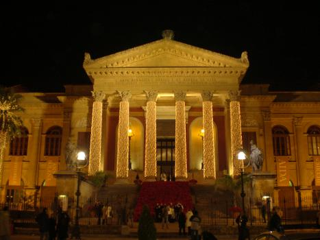 Teatro Massimo(photographer: PacoSoares)