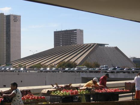 Théatre National Claudio Santoro - Brasilia