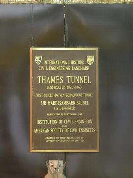 Themse-Tunnel