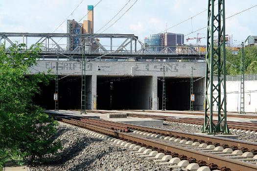 Tunnel Nord-Süd-Fernbahn