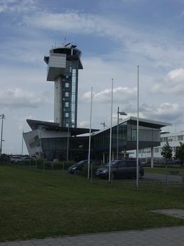 Tour de contrôle de l'aéroport de Nuremberg