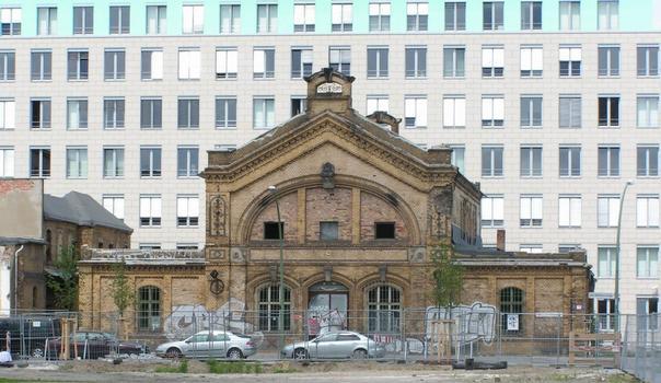 Stettiner Bahnhof
