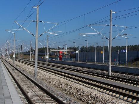 Regionalbahnhof Allersberg