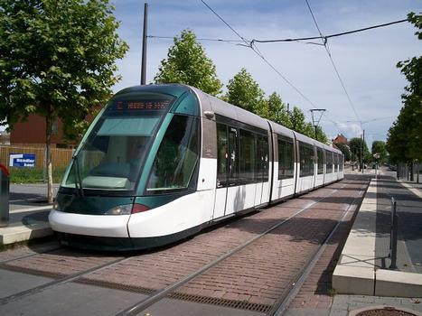 Straßenbahnlinie C (Straßburg)