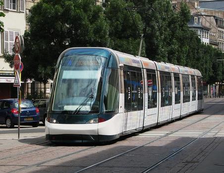 Straßenbahnlinie B (Straßburg)