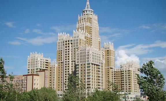 Triumph von Astana
