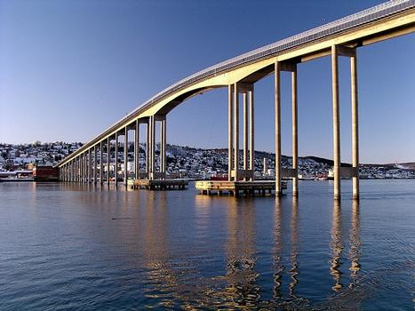 Tromsø-Brücke