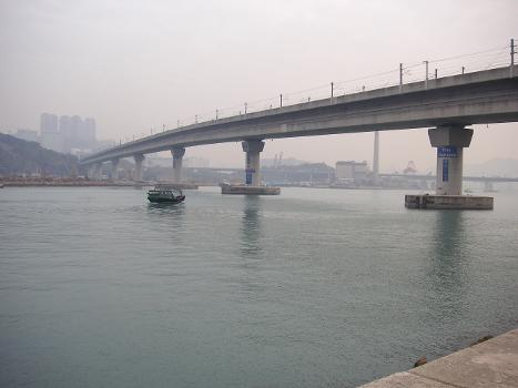 Rambler Channel Rail Bridge