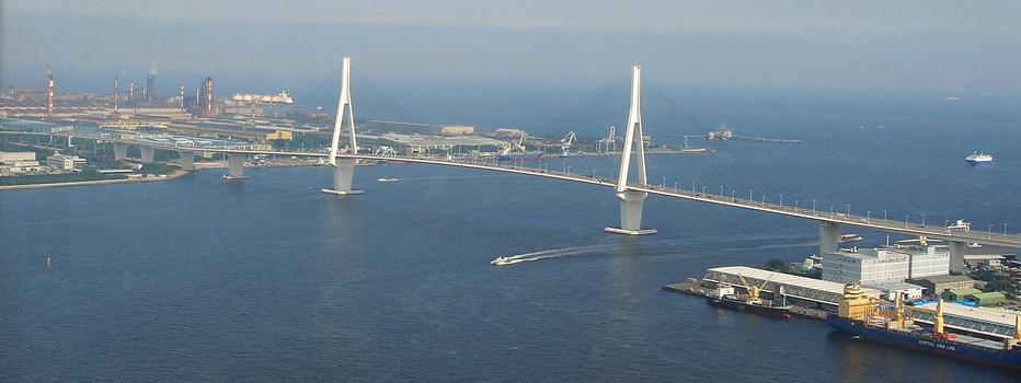 Pont de Tsurumi-Tsubasa