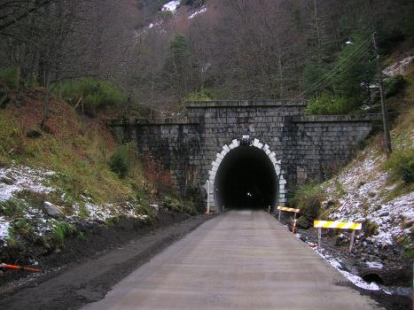 Las Raíces Tunnel