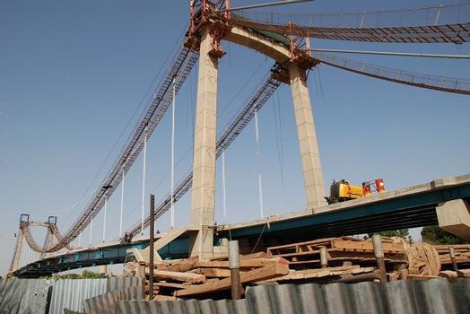Tuti Island Bridge