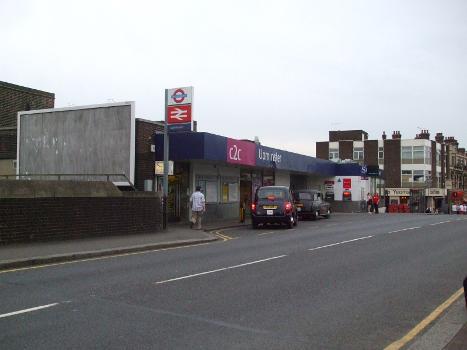 Upminster Station