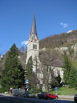 Cathédrale Saint-Florin - Vaduz