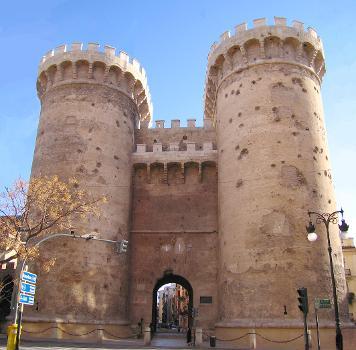 Porta de Quart (Valencia)
