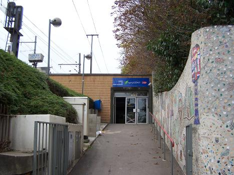 Porchefontaine Railway Station