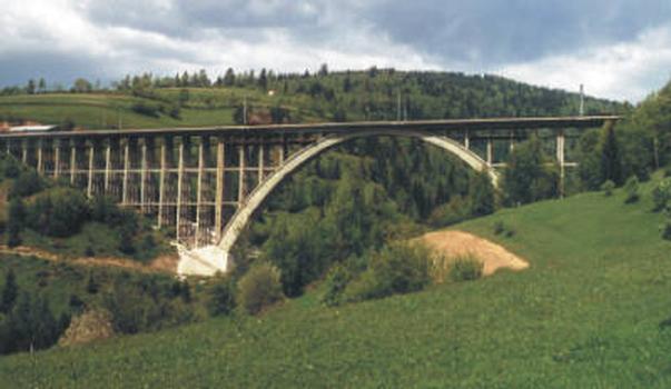 Caracau-Brücke