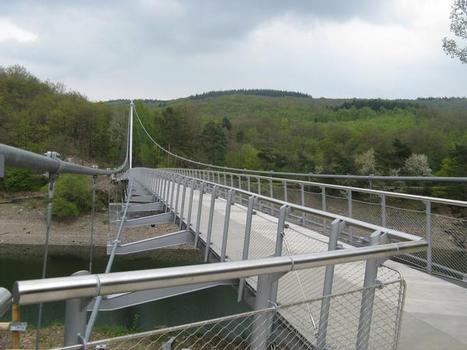 Victor-Neels-Brücke, Nationalpark Eifel