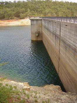 New Victoria Dam - Perth