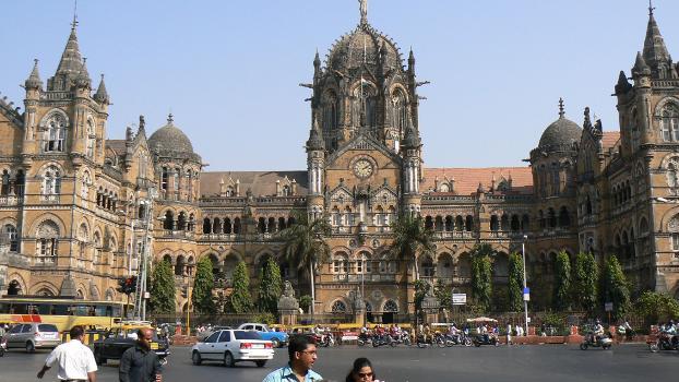 Chhatrapati Shivaji-Bahnof