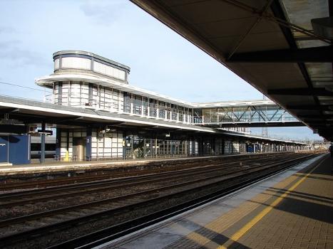 Ashford International Station