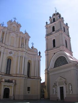 Eglise Saint-Jean - Vilnius