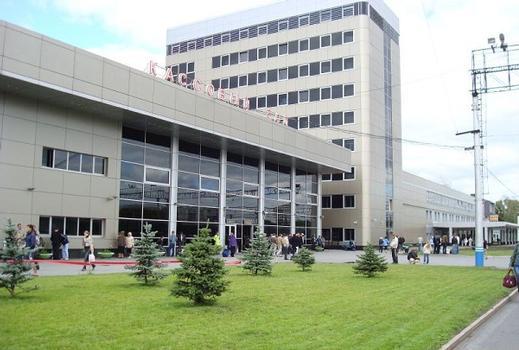 Gare de Tioumen
