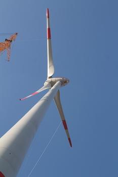 Ingersheim Enercon E-82 Wind Turbine