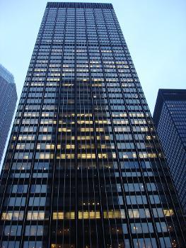 JP Morgan Chase World Headquarters - New York