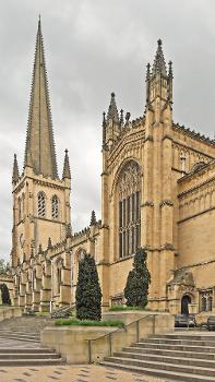Cathedral Church of All Saints Wakefield