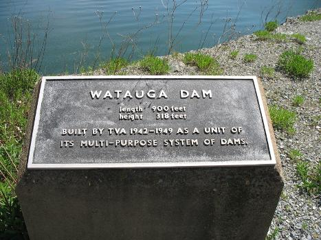 Watauga Dam