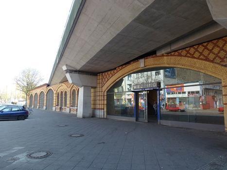 Gare de Wedding
