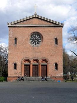 Vieille église de Nazareth
