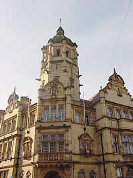 Wakefield County Hall