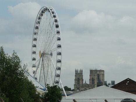 Yorkshire Wheel - York