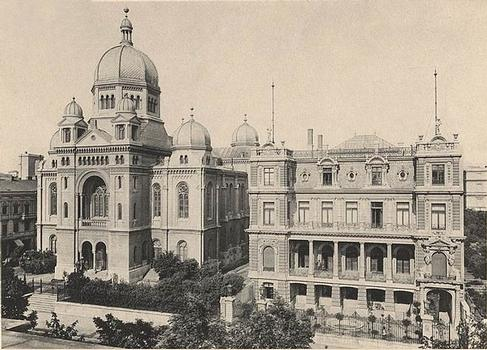 Grande Synagogue (Lodz)