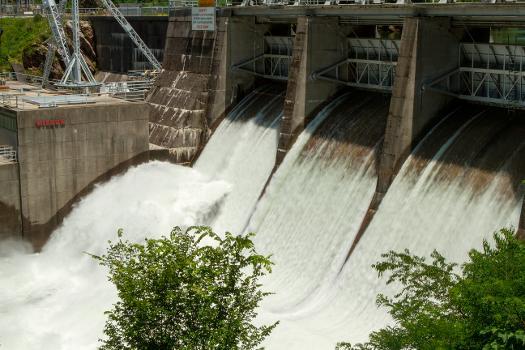 Wilbur Dam