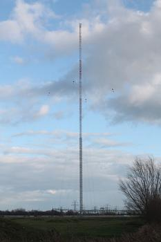 Windmessmast Brunsbüttel