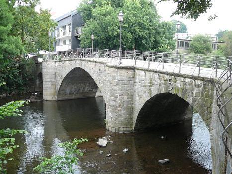 Heckinghauser Zollbrücke, Wuppertal(Fotograf: Atamari)