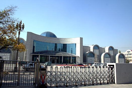 Museum der Autonomen Region Xinjiang
