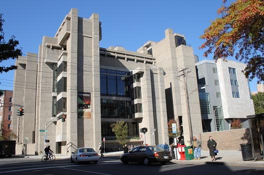 Yale Art and Architecture Building