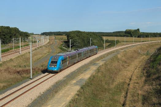 TGV-Neubaustrecke Bretagne - Loire