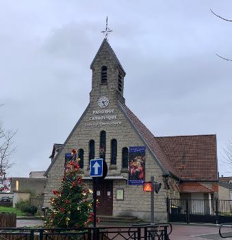 Église Sainte-Bernadette de Gagny