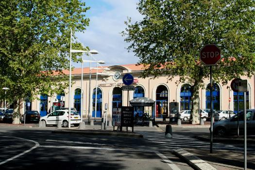 Bahnhof Agde