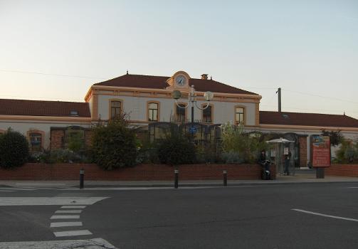 Bahnhof Annemasse