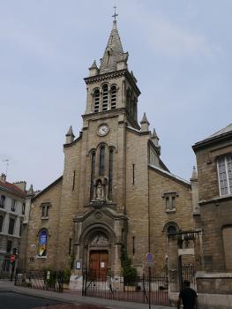 Eglise de l'Immaculée-Conception