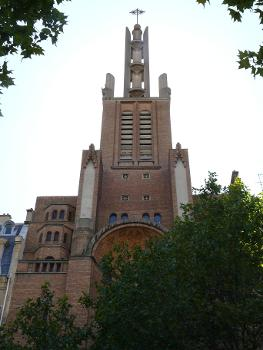 Eglise du Saint-Esprit - Paris