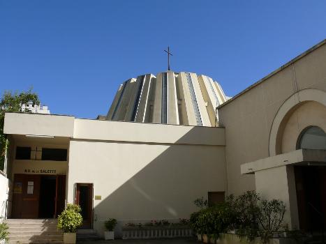 Eglise Notre-Dame de la Salette