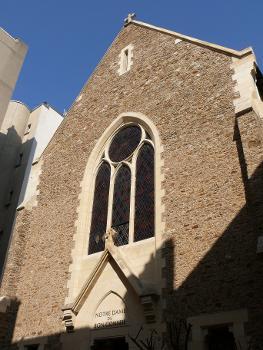 Eglise Notre-Dame du Bon Conseil - Paris