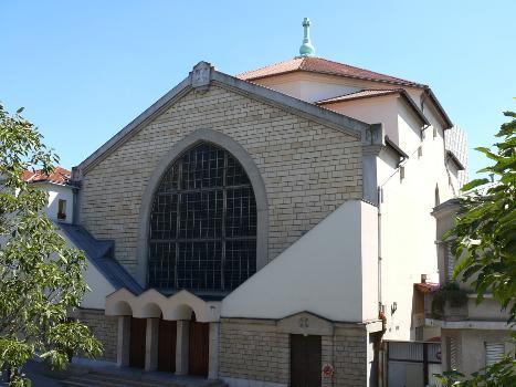 Église Saint-Cyrille-Saint-Méthode